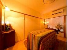 インドエステ&ケアサロン ガルシャナ 君津店の雰囲気(温かみのある空間は心からリラックスできます♪)