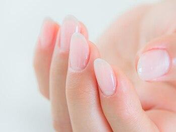 カシータ(Casita)の写真/【大人スカルプ】横爪・深爪・小さい爪など様々なお悩みに。コンプレックスが解消され、自信の持てる指先へ