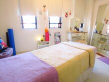 マナサロン(MANA salon)の雰囲気(1席のみのプライベートサロンで落ち着いて施術が受けられます♪)