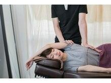 キーレイ 大阪梅田店/姿勢・肩矯正◆肋骨