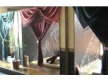 アジアンヒーリングガネーシャの雰囲気(アジアン雰囲気の個室♪)