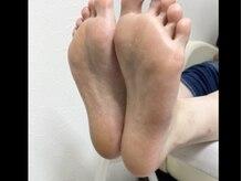 ワイスネイル(Weiss nail)の雰囲気(足裏ツルツル♪角質ケア付きのスペシャルコースもオススメです◎)