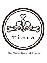 ティアラ(Tiara)/ロゴ
