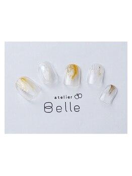 アトリエ ベル(atelier Belle)/砂時計で3分*