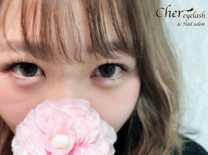 シエール アイラッシュ(cher eyelash)の写真