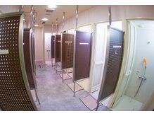 ヨガ ブリーズ(YOGA BREEZE)の雰囲気(●シャワールームもバッチリ完備!●)