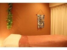 パウマクーラ(Palma cura)の雰囲気(プライベート空間でリラックスして施術を受けられます。)