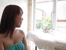 山野愛子どろんこ美容 越谷の雰囲気(人気!ブライダルコース♪猫足バス付きのお部屋で★)