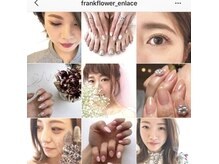 フランクフラワー アンラセ(FRANK FLOWER by ENLACE)の雰囲気(Instagram【frankflower_enlace】)