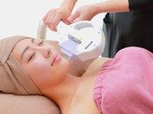 産毛にまで反応してくれるのでツルスベたまご肌で化粧のりUP
