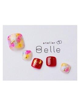 アトリエ ベル(atelier Belle)/カラフルなdress*