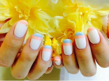 Nailsalon Rosy_デザイン_04