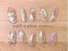 ネイルサロン クラーヴォ(cravo)/【Seasonal限定☆定額Cコース】