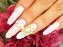 ネイルサロンカラット(nail salon Carat)/フェミニンハンド☆no.2