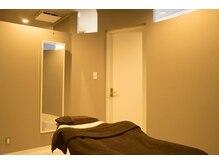 個室2部屋完備