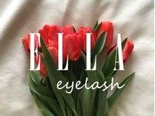 エラアイラッシュ(Ella eyelash)