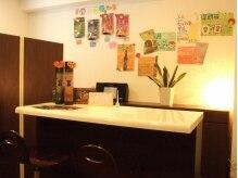 ボディメイキングルーム シオンの雰囲気(お家のような居心地の良さと清潔感を感じる店内♪)