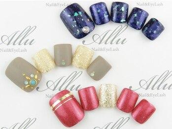 ~Allu Nail~