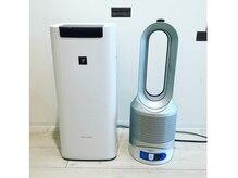 オーシャーレ(O'shaRe)の雰囲気(衛生対策で空気清浄機を導入!安心してご来店ください。)