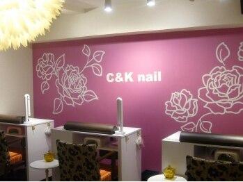 シーアンドケーネイル 新宿店(C&K nail)