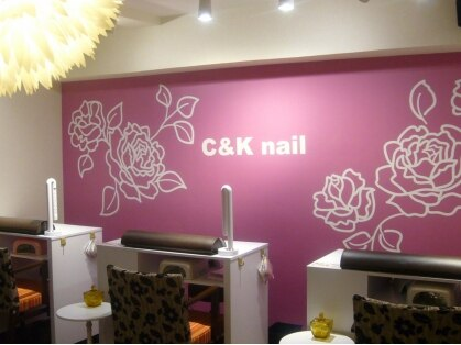 シーアンドケーネイル 新宿店(C&K nail)の写真