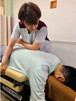 みやさか治療院の写真/大腰筋施術でデスクワーク疲れを解消!体幹を目覚めさせ腰痛・肩こりから解放♪安定した一歩を踏み出せる◎