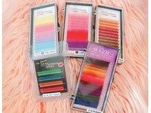 ◇カラー、フラットマット、3D、アップワード、メニューが豊富!
