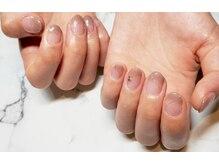 ネイルサロンブラン(nail salon BLANC)/大人グラデーションネイル
