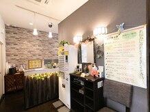 リフラック 町田店/受付・待合スペース