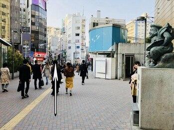 トータルボディサロンN/道順4(恵比寿駅ver.)