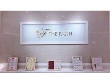 ザ フェース 梅田茶屋町店(THE FAITH)の雰囲気(各国で特許を取得しております♪)