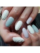 ビエンネイル(Bien nail)/ニットネイル