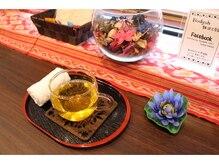 ボディッシュ 難波2号店(Bodysh)の雰囲気(☆8/26~9/4までのハーブティーはレモンジンジャーです♪)