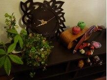 リラクゼーションサロン コトノハ(KOTONOHA)の雰囲気(店内は親しみやすい雰囲気で気持ちを落ち着かせます)