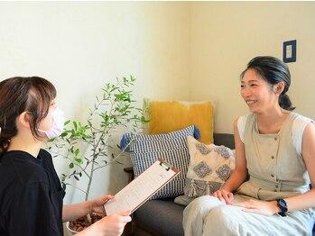 ドライヘッドスパ バイ コハク(DRY HEAD SPA by COHAQ)の写真/香りから癒されるおしゃれな完全個室で♪技術/接客共に大人女性からの高い支持のCOHAQ《ドライヘッドスパ》