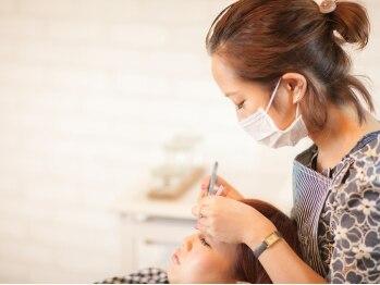 アイココ (eyecoco)/美容師免許/管理美容取得済