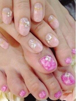 ビューティミックス ワイスタイル 久屋店(Beauty mix Y-STYLE)/★ネイルデザイン★