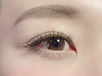 ビューティデザインルクソー 春日店(Nail&Eyelash BEAUTY DESIGN LUXUEUX)の写真/当店お客様ニーズNo.1!3Dボリュームラッシュ★ナチュラルでふわふわな付け心地!軽さも新感覚♪