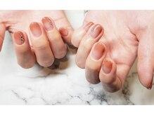 ネイルサロンブラン(nail salon BLANC)/美爪グラデーションネイル