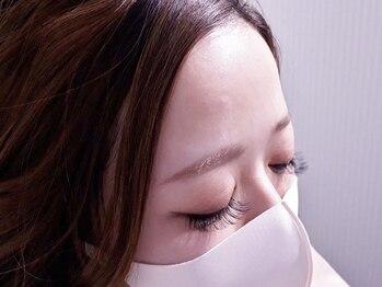 アイズブランド(EYE'S BRAND)の写真/【つけ放題エアリーセーブル4500円】高技術でモチ&キープ力UP♪貴方のなりたい、理想の目元へ導きます!