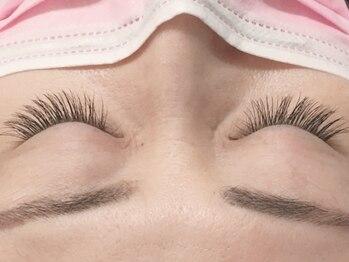 アイビューティー リコ ギンザ(eye beauty LICO ginza)/フラットラッシュ