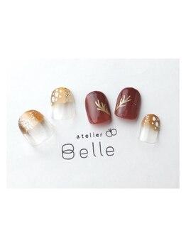 アトリエ ベル(atelier Belle)/ツノだけこんにちは*