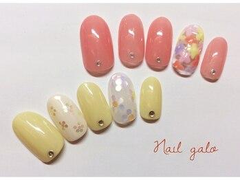 Nail galo_デザイン_01