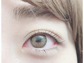 バニーアイズ トコロザワ(Bunny eye's TOKOROZAWA)の写真/話題の次世代まつ毛パーマ[パリジェンヌラッシュリフト]が大人気★上下まつげパーマもオススメ!!