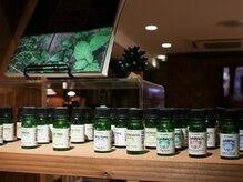 オリエンタルアロマセラピーの雰囲気(《アロマ精油》豊富な40種以上からお気に入りの香りを見つけて♪)