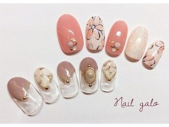 Nail galo_デザイン_04