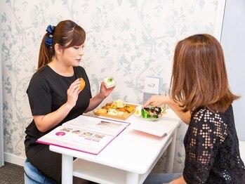 ナンバーセブン(Total Beauty Salon No.7)の写真/【セブンメソットダイエット¥2980】食事指導+大人気サプリ付き☆本気でダイエットしたい方にオススメ◎