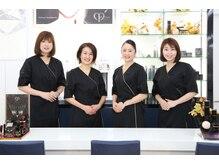 福永薬局 douce館 フェイシャルブースの雰囲気(あなたのお肌に合うケアやメイクをご提案致します。)