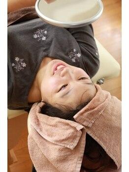 美容整体ナチュラル(natural)の写真/滋賀では珍しい貴重な小顔専門サロン。グイグイ押さえない施術でありながら効果を実感!