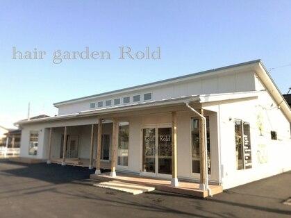 ヘアガーデンロルド(hair garden Rold)の写真